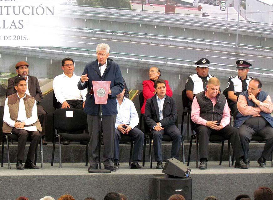 Inversión federal por más de 18 mmdp en infraestructura de comunicaciones en el Estado de México
