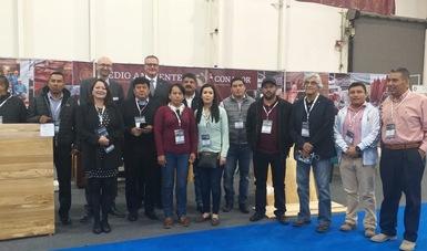 La Comisión Nacional Forestal (CONAFOR) participa en el evento MEM Industrial que se desarrolla del 22 al 24 de enero en el Centro de eventos y convenciones City Banamex en la Ciudad de México.
