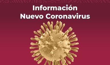 imagen de coronavirus.