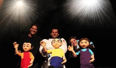 La compañía ha profundizado en el lenguaje de las marionetas como forma de expresión.