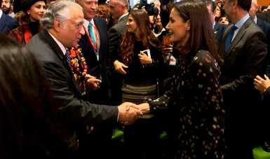 El secretario Torruco realizó actividades entre las que destacan: turismo sostenible, segmento LGBT; reuniones con tour operadores, ministras(os) de turismo, directores de aerolíneas y personalidades como la Reina de España y el dirigente de la OMT.
