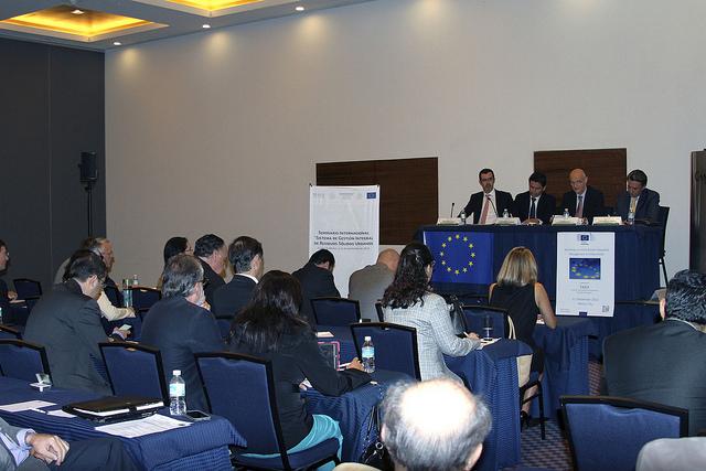 México y UE intercambian experiencias en residuos.