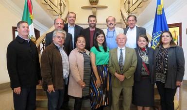 La Semarnat manifestó su interés de sumar esfuerzos para el logro de los objetivos del Programa de Recuperación del Río Santiago, que implementa el Gobierno de Jalisco.