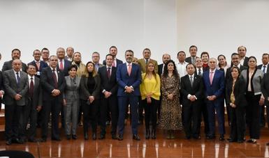 Avance en las armonizaciones legislativas de las 10 entidades que conforman la primera etapa de implementación de la Reforma Laboral