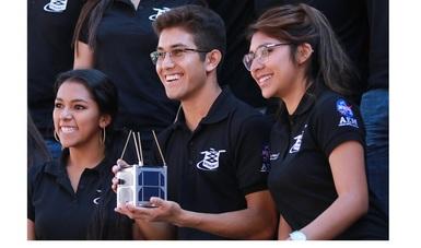 El primer nanosatélite mexicano en la Estación Espacial Internacional (EEI), será liberado en órbita e iniciará su misión en el espacio.