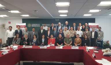 Grupo Intersecretarial para la prevención de incendios forestales y el manejo del fuego