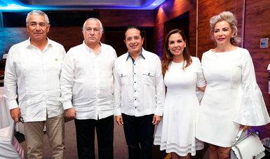 """El secretario de Turismo del Gobierno de México, Miguel Torruco Marqués, inauguró el """"Quintana Roo Investment Summit 2020"""", que organiza la Asociación Mexicana de Profesionales Inmobiliarios."""