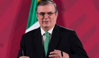 El Gobierno de México presenta resultados positivos en su política migratoria