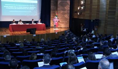Presentación de los resultados del examen inter-pares de la OCDE sobre el derecho y política de competencia de México
