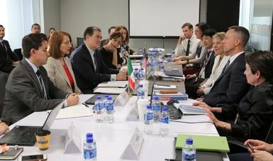 La Secretaría de Economía y la Oficina del Representante Comercial de los EEUU realizaron reuniones con miras a la implementación del T-MEC