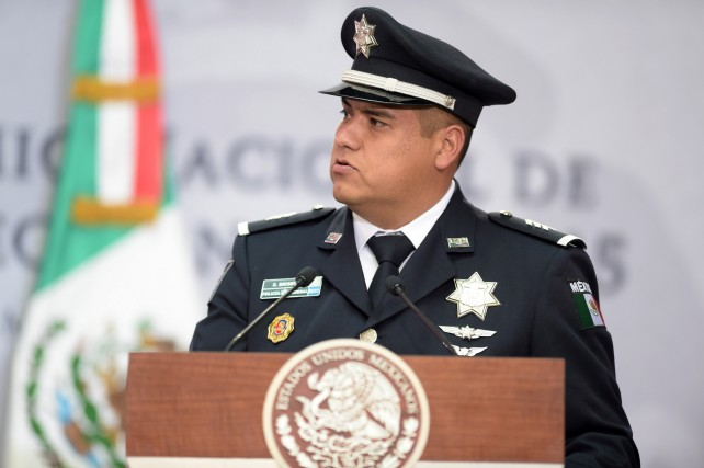 Capitán Piloto Aviador, Mauro Enrique Briseño González.