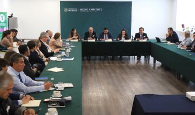 Al encuentro asistieron representantes de diversas de dependencias del gobierno mexicano, de la industria de la refrigeración y el aire acondicionado y organizaciones de la sociedad civil, así como personal de la academia y de agencias internacionales.