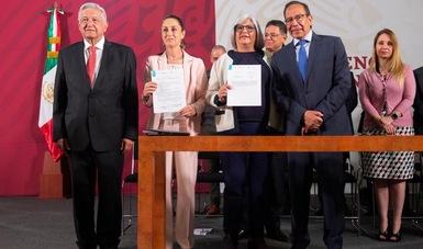 Presenta el Gobierno de México Padrón de Confianza Ciudadana