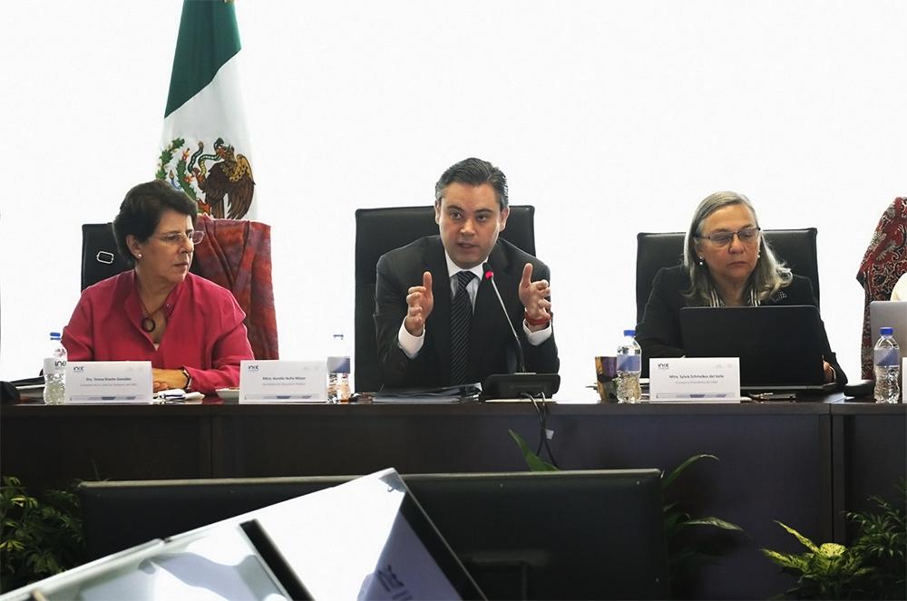 Participación del secretario de Educación Pública, Aurelio Nuño Mayer.