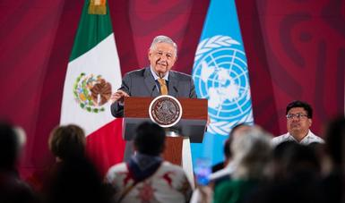 México está preparado para coronavirus, no hay casos registrados hasta el momento, informa presidente