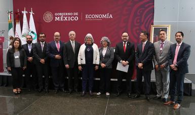 Economía y CONAMER presentaron recomendaciones a Tribunales Superiores y Supremos de Justicia para una justicia mercantil pronta y expedita