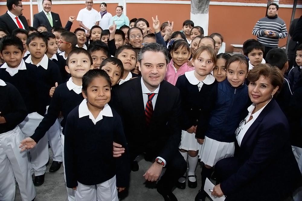 Destaca Nuño Mayer importancia de mantener el diálogo con las comunidades de aprendizaje de todo México