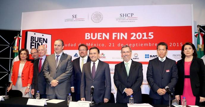 Anuncian el Programa Buen Fin 2015