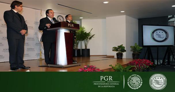 """El detenido fue consignado por el Ministerio Público de la Federación al Penal Federal número 4 """"El Rincón"""" en Tepic, Nayarit"""