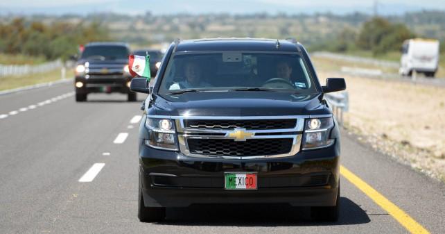 En esta Administración se construirán 52 nuevas autopistas, más de tres mil kilómetros de nuevas carreteras.