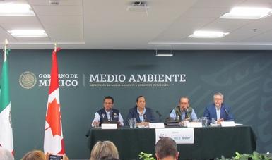 Conferencia de Prensa Mariposa Monarca