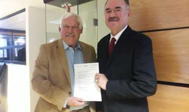 Encargado del Despacho de los Asuntos de la Dirección General del INIFAP, Dr. Luis Ángel Rodríguez del Bosque