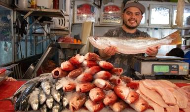 Los productos más consumidos, durante esta temporada, son los pescados, entre los que destacan tilapia, curvina, bagre, cintilla y jurel entre otros, cuyos precios promedio de estos productos inicia en 45 pesos el kilogramo, dependiendo de la especie.