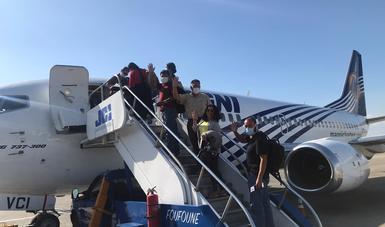 México apoya la repatriación de personas mexicanas desde Haití y República Dominicana