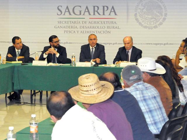 La Secretaría de Agricultura, Ganadería, Desarrollo Rural, Pesca y Alimentación (SAGARPA) dispondrá de recursos para continuar con el Programa de Maquinaría Agrícola en el país, anunció el titular de la dependencia, José Calzada Rovirosa.