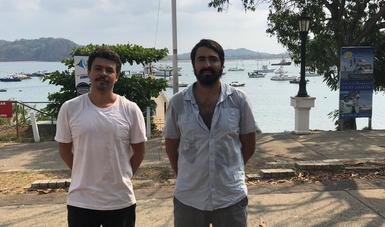 Connacionales desembarcan en Panamá tras 19 días en velero
