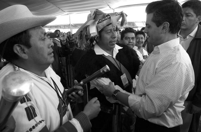 Presenta el Presidente Enrique Peña Nieto la Cruzada Nacional Contra el Hambre