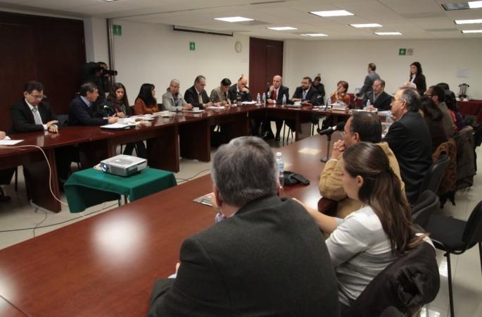 FORO NACIONAL PARA LA CONSTRUCCIÓN DE LA POLÍTICA ALIMENTARIA Y NUTRICIONAL DE MÉXICO