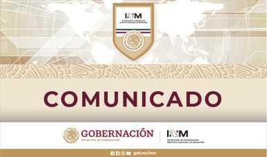 Comunicado No. 038/2020