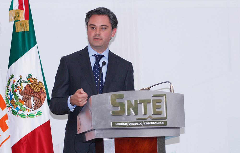 Resalta Nuño Mayer que transparencia y rendición de cuentas son prioridades del presidente de la República