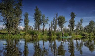 La Semarnat busca recuperar la importancia de estos sitios como alternativas agroecológicas.