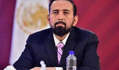 """El Vocal Ejecutivo Agustín Rodríguez López destacó que con el nuevo esquema """"FOVISSSTE para Todos"""" se potencializa los ingresos del trabajador que podrá obtener un crédito por hasta 4.8 millones de pesos."""
