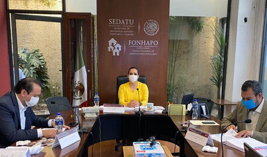 H. Comité Técnico y de Distribución de Fondos del Fonhapo
