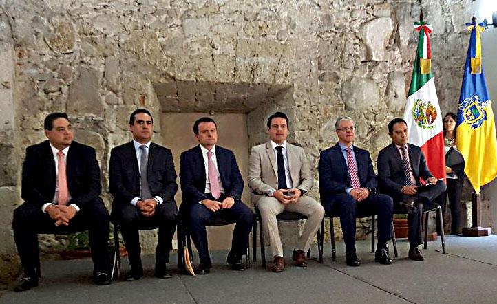 Jalisco se suma al plan de la Secretaría de la Función Pública encaminado a reforzar la transparencia en la verificación sanitaria de medicamentos, alimentos, bebidas, centros de atención médica, tabaco, etc. industrias que representan más del 10% del PIB