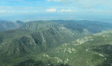 Gestión para la declaratoria de Área Natural Protegida la Sierra de San  Miguelito, en San Luis Potosí   Comisión Nacional de Áreas Naturales  Protegidas   Gobierno   gob.mx