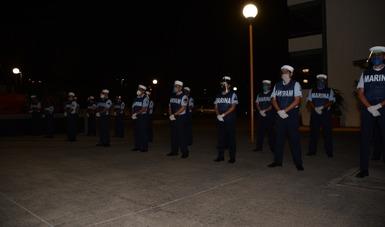 Brigada de personal naval