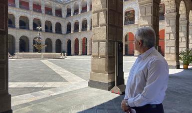 Andrés Manuel López Obrador, Président du Mexique