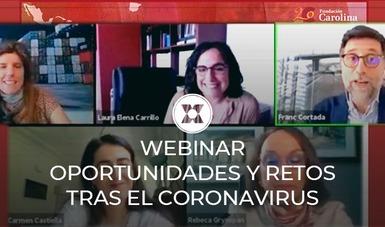 Ante el COVID-19, los jóvenes de América Latina han mostrado una resiliencia que los convierte en el arma secreta para superar la pandemia, aseveró la directora ejecutiva de la AMEXCID, Laura Elena Carrillo Cubillas.