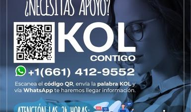 """La CNPC participa en estrategia para lanzamiento de """"KOL"""", herramienta tecnológica de apoyo a la población"""