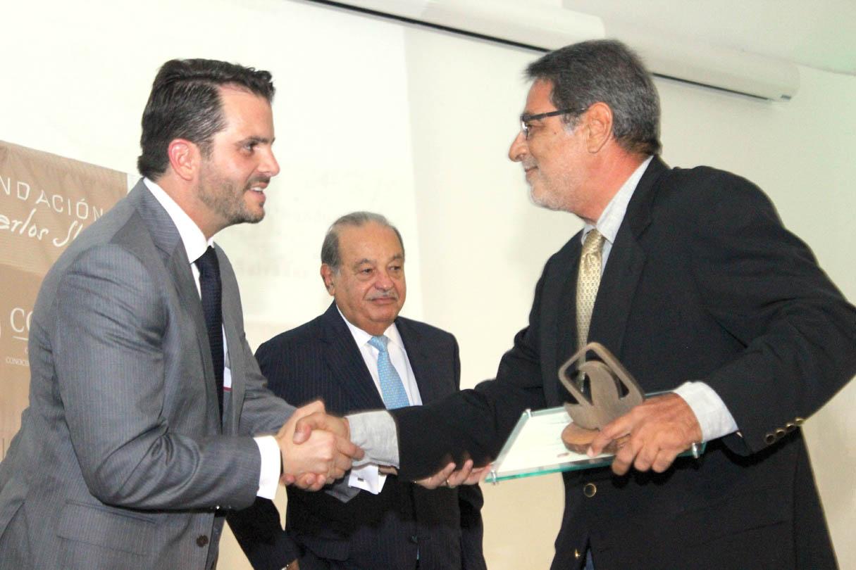 Entrega de Premios 2015 Naturalista.