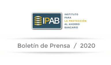 Boletín de prensa 04-2020.