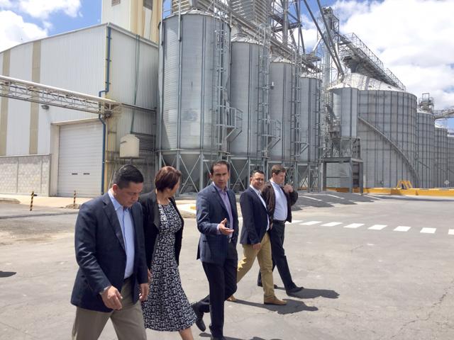Industria de alimentos balanceados, factor de crecimiento del sector primario: Aguilar Castillo