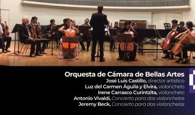 Las solistas Luz del Carmen Águila e Irene Adriana Carrasco participan en este recital que se retransmitirá el miércoles 27 de mayo a las 20:00 horas.