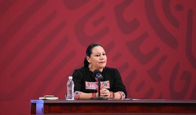 Población indígena será censada para apoyar a hijos de madres trabajadoras