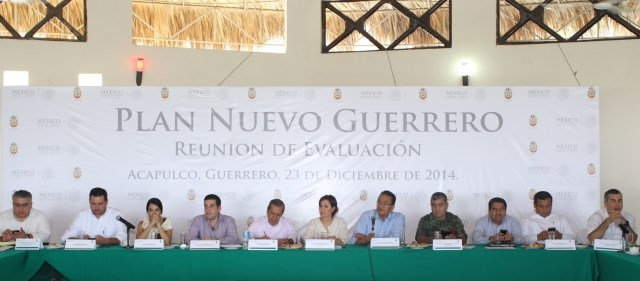 Inversión histórica para Guerrero