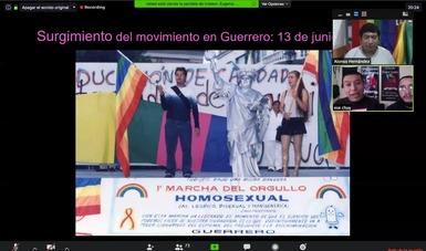 Visibilizan derechos de poblaciones LGBT